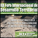 Promoting the LEDAs in the XII International Forum of Territorial Development held in Bogota…more